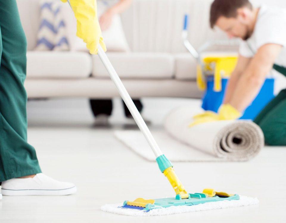 طرق تنظيف المفروشات