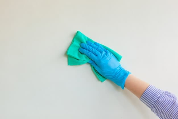 طريقة تنظيف الحائط