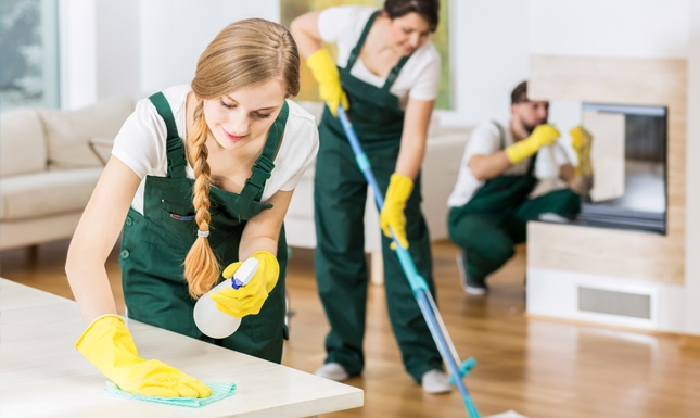 best cleaners in abu dhabi